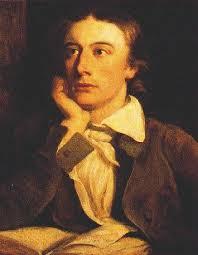 Le poète John Keats