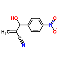 Structure du Méthylacrylonitrile
