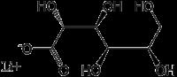 Gluconate de lithium