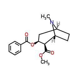 Structure de la conaïne