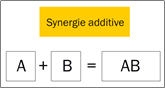 Figure 6.6. Synergie additive